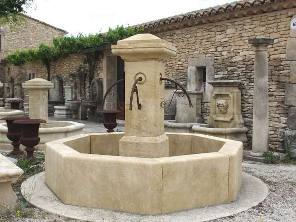 Stunning Fontaine De Jardin En Pierre Ancienne Ideas - Design Trends ...