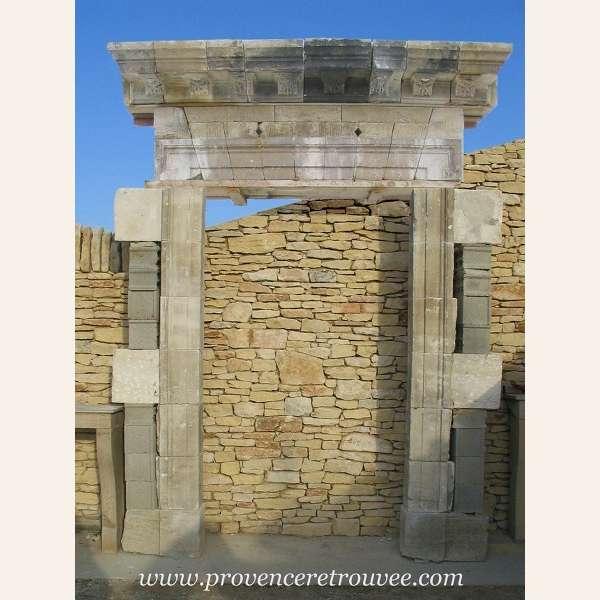 Pierres De Constructions Anciennes Encadrements Pour Portes Et - Encadrement porte d entree